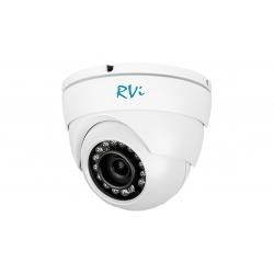 RVi-IPC33VB, Купольная антивандальная IP камера с ИК подсветкой