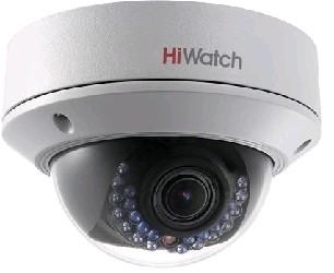 HiWatch DS-I128 (2.8-12) - 1.3МП купольная IP камера