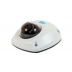 RVi-IPC31MS-IR - Купольная IP-камера видеонаблюдения 1 Мп с ИК подсветкой