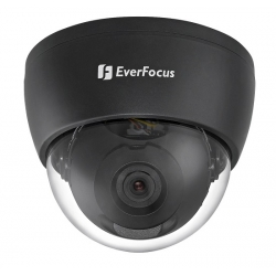EverFocus ECD-480 (3,6mm), Видеокамера цветная купольная, 700 ТВЛ