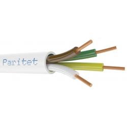 Кабель КСПВ 4х0.5 (Паритет) - кабель для монтажа систем сигнализации