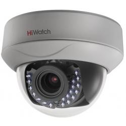 HiWatch DS-T207 (2.8-12) - 1080P HD-TVI купольная видеокамера