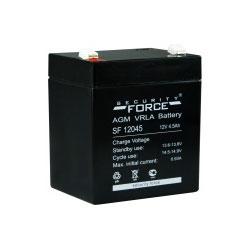 12 В 4,5Ач, Аккумулятор герметичный свинцово-кислотный