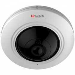 HiWatch DS-T501 - 5МП HD-TVI FishEye камера