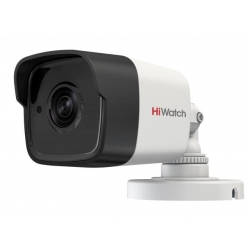 HiWatch DS-T500 - 5МП HD-TVI уличная камера с ИК-подсветкой