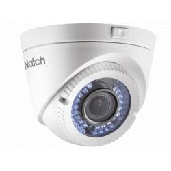 HiWatch DS-T109 (2.8-12) - 720p HD-TVI вариофокальная купольная камера с ИК-подсветкой