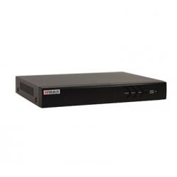 Hikvision HiWatch DS-N304(B) - IP видеорегистратор (NVR)