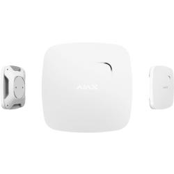 Ajax FireProtect - Датчик пожарный дымовой и тепловой с сиреной
