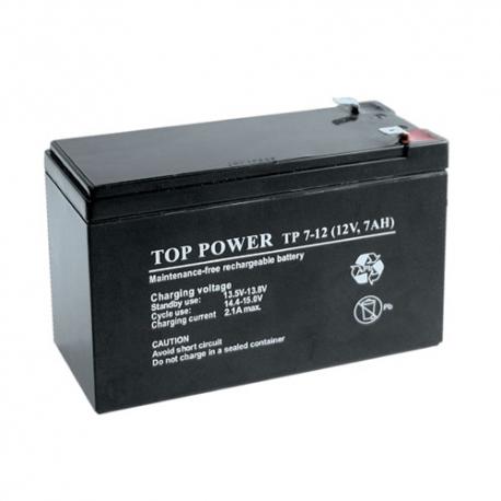 Аккумуляторная батарея 12 В, 7 АЧ