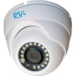 RVi-IPC32S, Купольная антивандальная IP камера с ИК подсветкой