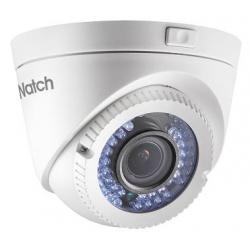 HiWatch DS-T119 (2.8-12) - 720p HD-TVI вариофокальная купольная камера с ИК-подсветкой