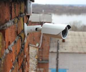 IP видеокамера. Установка видеонаблюдения в Рязани