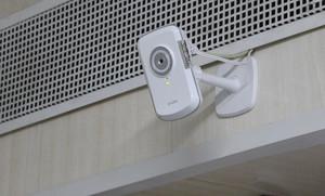 IP видеокамера D-link