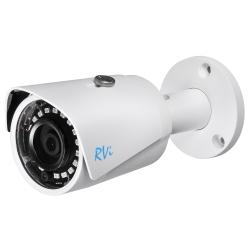 RVi-IPC41S V.2 - уличная IP-камера видеонаблюдения 1 Мп с ИК подсветкой