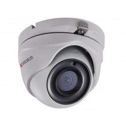 HiWatch DS-T503(B) - 5МП HD-TVI купольная камера с ИК-подсветкой