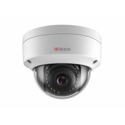 HiWatch DS-I202 - 2МП купольная IP камера