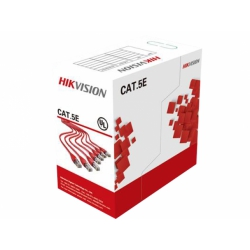 Кабель Hikvision UTP CAT5 DS-1LN5E-S