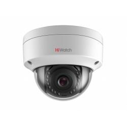 HiWatch DS-I102 - 1МП купольная IP камера