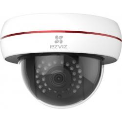 Ezviz C4S (Wi-Fi) - 2 МП купольная камера с WiFi и записью на microSD