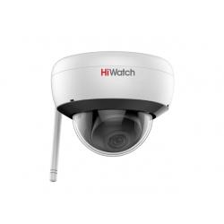 HiWatch DS-I252W - 2МП IP камера купольная с WiFi
