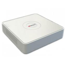 HiWatch DS-N204P(B) - IP видеорегистратор (NVR) 4 канальный c PoE