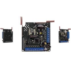 Ajax ocBridge Plus - модуль-приемник для подключения датчиков Ajax к проводным и гибридным системам