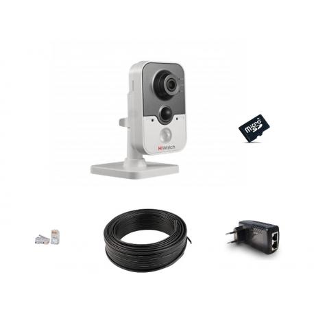 HiWatch (2MP) для помещений на 1 камеру