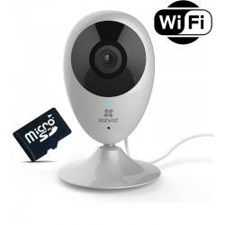 Ezviz WiFi (1MP) для помещений на 1 камеру