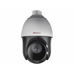 HiWatch DS-T215 - 2Мп уличная скоростная поворотная HD-TVI камера с ИК-подсветкой до 100м