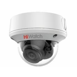 HiWatch DS-T208S - купольная 2мп HD-TVI камера с вариообъективом