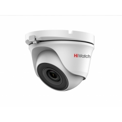HiWatch DS-T123 - 720p HD-TVI купольная камера