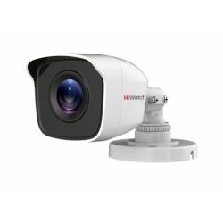 HiWatch DS-T110 - цилиндрическая HD-TVI HD-TVI уличная камера с EXIR-подсветкой до 20 м
