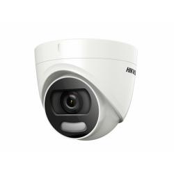HikVision DS-2CE72DFT-F - ColorVu 2Мп уличная HD-TVI камера c подсветкой 20м
