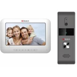 HiWatch DS-D100KF - комплект видеодомофона