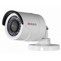 HiWatch DS-I120 - Цилиндрическая IP-видеокамера с ИК-подсветкой до 15м