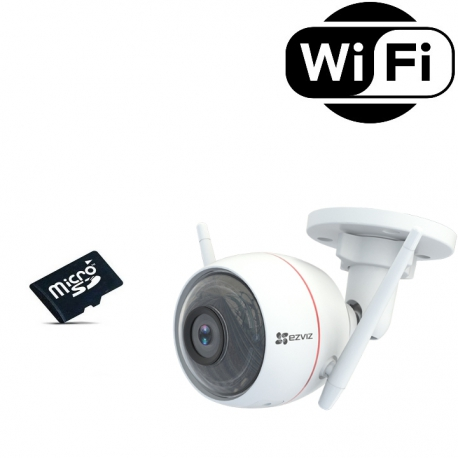 Ezviz WiFi (1MP) для помещений на 1 камеру