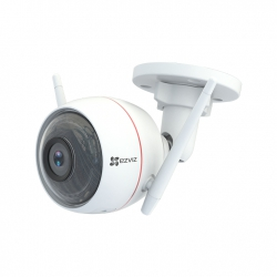 EZVIZ C3W (1мп) - Уличная Wi-Fi камера с двусторонней аудиосвязью и сиреной