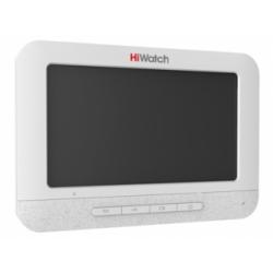 HiWatch DS-D100MF - видеодомофон с памятью