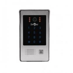 Smartec ST-DS406C-SL - Видеопанель вызывная цветная со считывателем