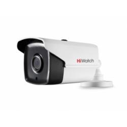 HiWatch DS-T220S - Цилиндрическая HD-TVI видеокамера с EXIR-подсветкой до 40 м