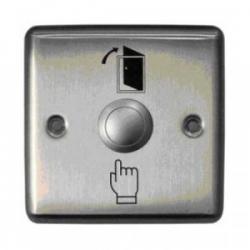 ST-EX110 - кнопка металлическая, врезная