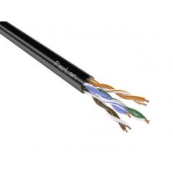 Кабель UTP 4x2x0,52 PE кат 5е (Паритет) - уличный кабель