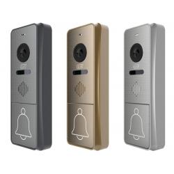 CTV-D4005 - Вызывная панель Full HD мультиформатная для видеодомофонов с углом обзора 115°