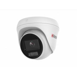 HiWatch DS-I453L - 4Мп купольная IP-видеокамера с технологией ColorVu