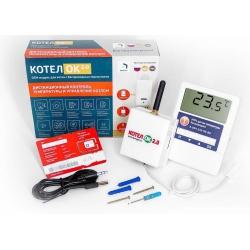 Котел.ОК 2.0 - GSM модуль с беспроводным термодатчиком