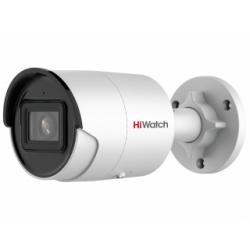 HiWatch IPC-B042-G2/U - 4 Мп цилиндрическая IP-камера с EXIR-подсветкой и фиксированным объективом