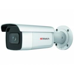 HiWatch IPC-B642-G2/ZS - 4 Мп цилиндрическая IP-камера с EXIR и моторизированным вариообъективом