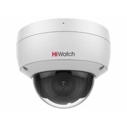 HiWatch IPC-D042-G2/U - 4 Мп купольная IP-камера с EXIR-подсветкой и фиксированным объективом