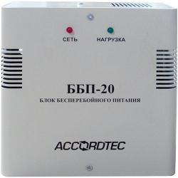 ББП-20 (Accordtec) блок питания бесперебойный 12В 2А