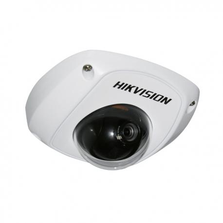 Hikvision DS-2CD7153-E IP камера купольная, 2 МП